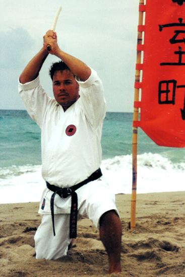 Sensei Jan Schmidt Karate Dresden